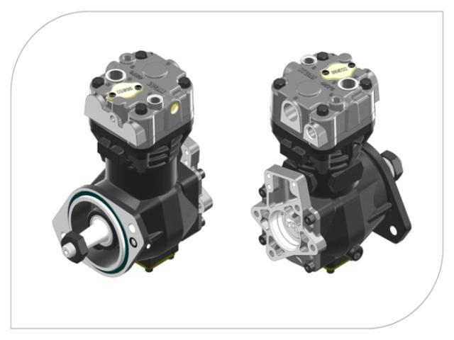 COMPRESSOR AR VW 24250 CONSTELLATION