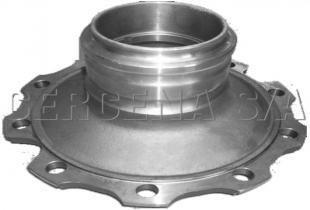 CUBO RODA DIANT MB ATEGO/OF1620/1721 (USA 33210/33214)