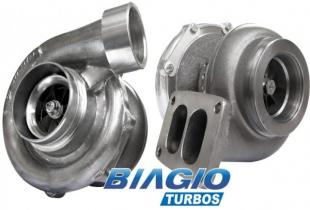 TURBINA VOLVO NH/FH12 D12A 380/420 TOP GUN